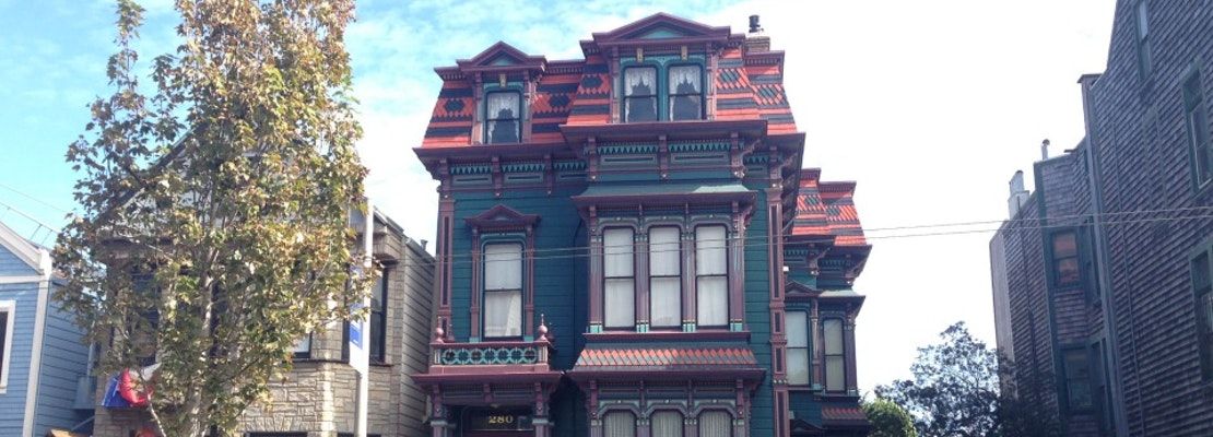 All About The Charles L. Hinkel House, A Victorian Architect's Home