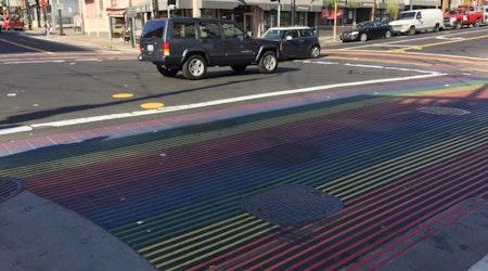 A Rainbow Crosswalk Status Report