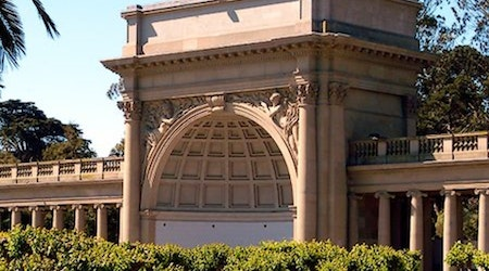 New light show to bring Golden Gate Park's Temple of Music to life for park's anniversary