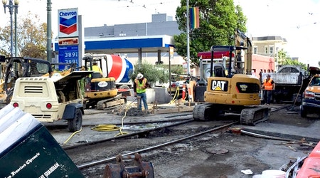 Coffee, Crime And Construction In The Castro