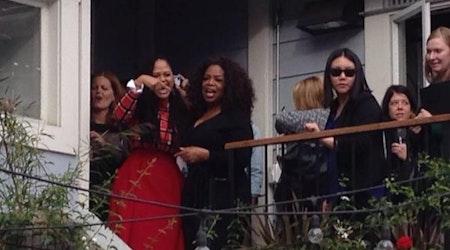 Oprah Winfrey Previews MLK Biopic 'Selma' In The Castro