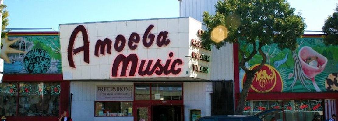 Amoeba Teams Up With SF-Marin Food Bank For Food Drive