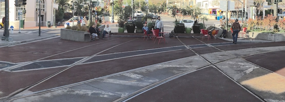 Construction On Castro Street Improvement Project Finally Complete