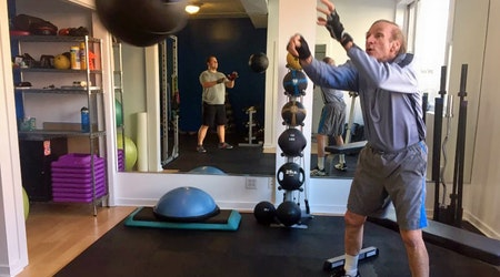 New fitness studio ReachSCB now open in Lakeview
