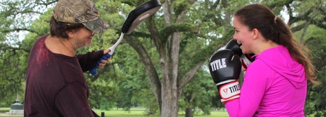 Ready to rumble? Try new Boxing in the Park in Audubon