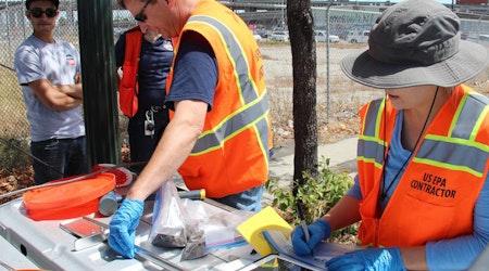 In new study, EPA measuring lead levels in West Oakland soil