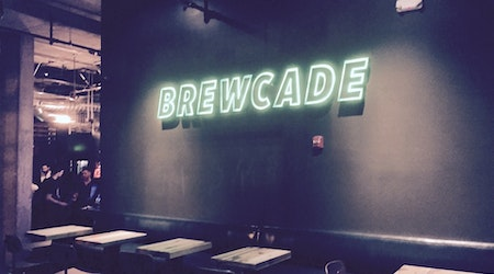 Previewing Brewcade, Opening Tomorrow On Market