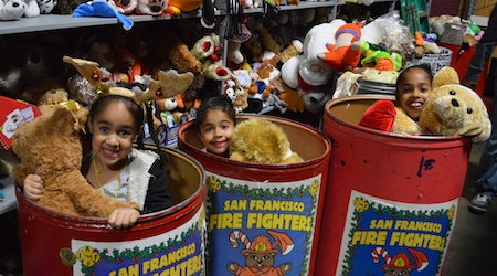 Where In The Castro To Donate Toys For Kids
