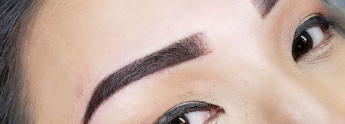 Here are Stockton's top 3 eyebrow service spots