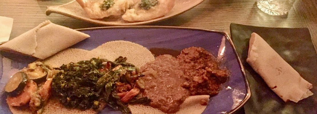 New Crown Heights vegan Ethiopian spot Ras Plant Based opens its doors