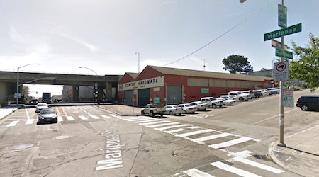 SFPD officer seriously injured in Potrero Hill collision