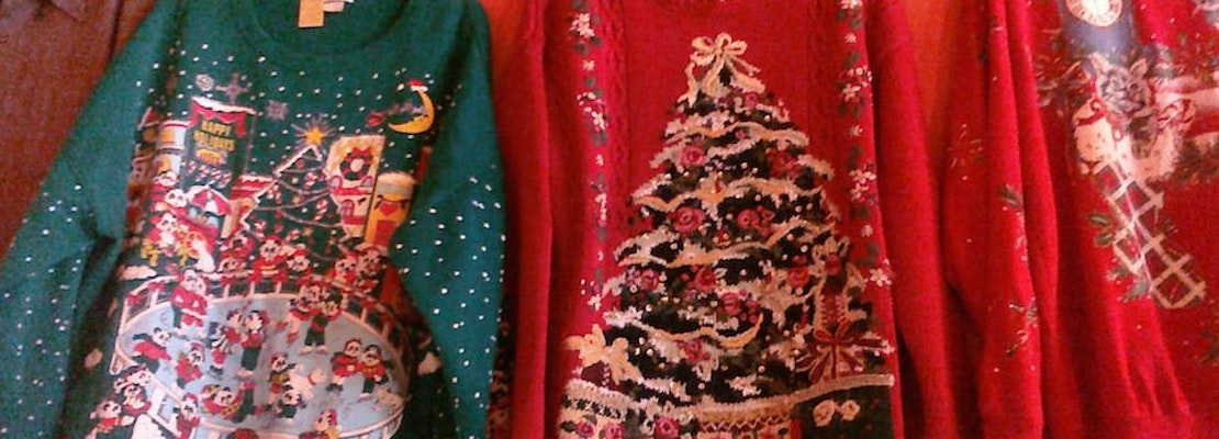 Ugly Holiday Sweater Party Tonight At Social Kitchen & Brewery