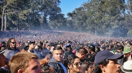 Annual 4/20 event in Golden Gate Park cancelled due to COVID-19 concerns