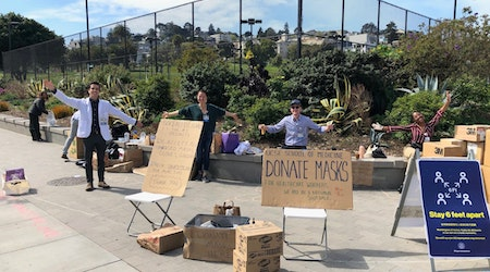 Where to donate masks, gloves and supplies for San Francisco & Oakland hospitals in need