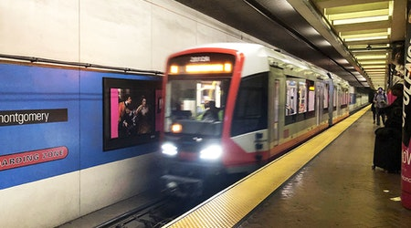 Muni to suspend train service, go bus-only as shelter-in-place order wears on