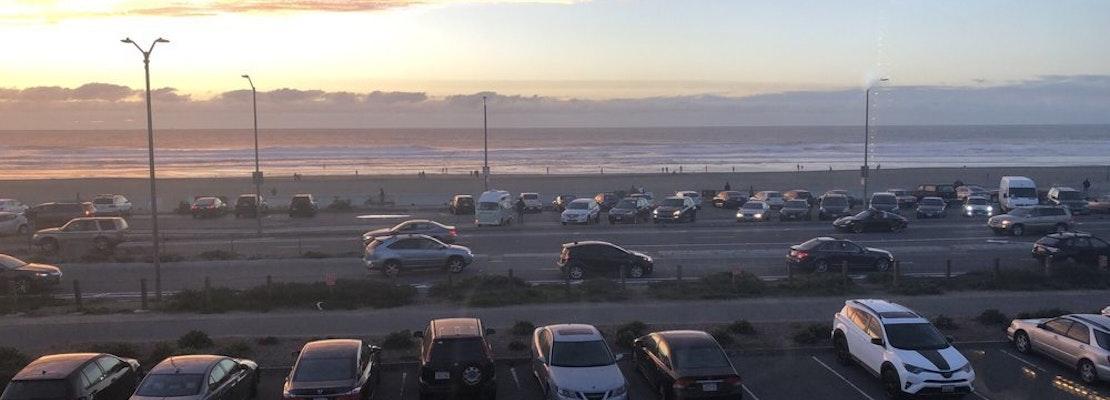Ocean Beach, Fort Funston parking lots, Laguna Honda trails close to prevent crowds amidst COVID-19