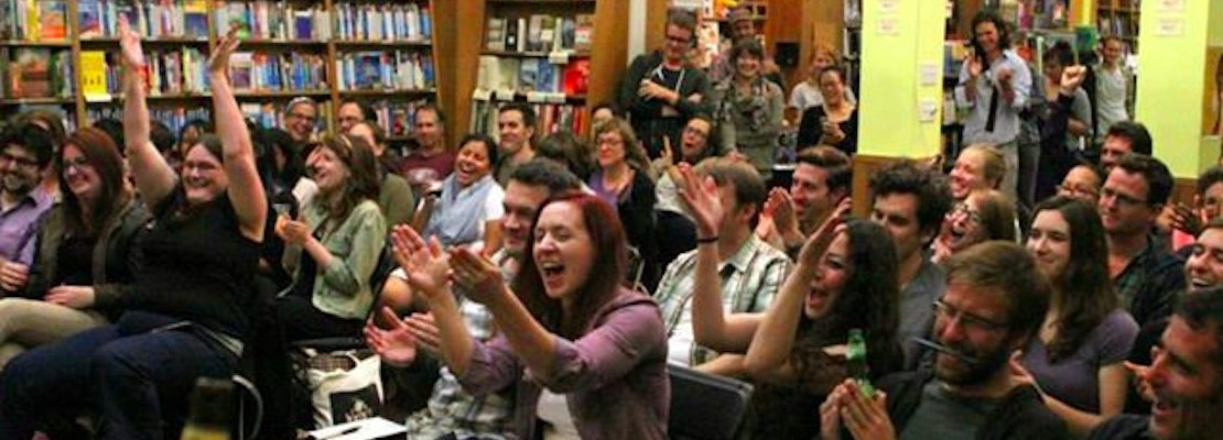All About Shipwreck, The Booksmith's  Erotic Fan Fiction Event