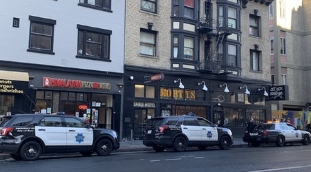 Tenderloin crime: Robbers attack with nunchucks and screwdriver, carjacking, more