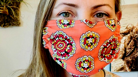 Some SF clinics seek hand-sewn face masks; others say 'no thanks'