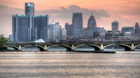 Top Detroit news: Detroit-Windsor Tunnel now open 24 hours; auto sales plunge; casino donates rooms