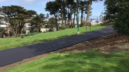 Man who started fire in Alamo Square Park may be serial Hayes Valley arsonist