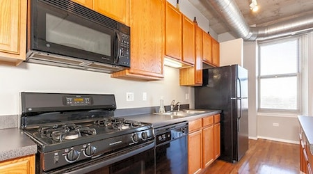 The most affordable apartments for rent in Near West Side, Chicago