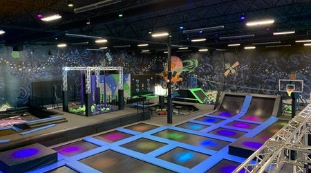 The 4 best trampoline parks in Mesa