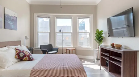 Budget apartments for rent in Russian Hill, San Francisco