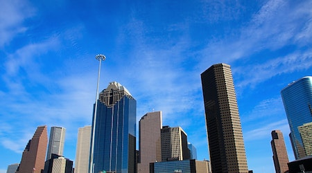 Top Houston news: Shelter being built at NRG Park; university opens 2 dorms for health workers; more