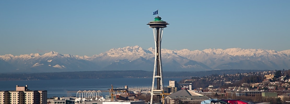 Top Seattle news: Field hospital to open this week; Amazon donates laptops to local students; more