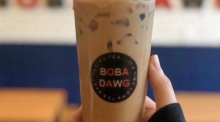 New tea room Boba Dawg now open in Richmond