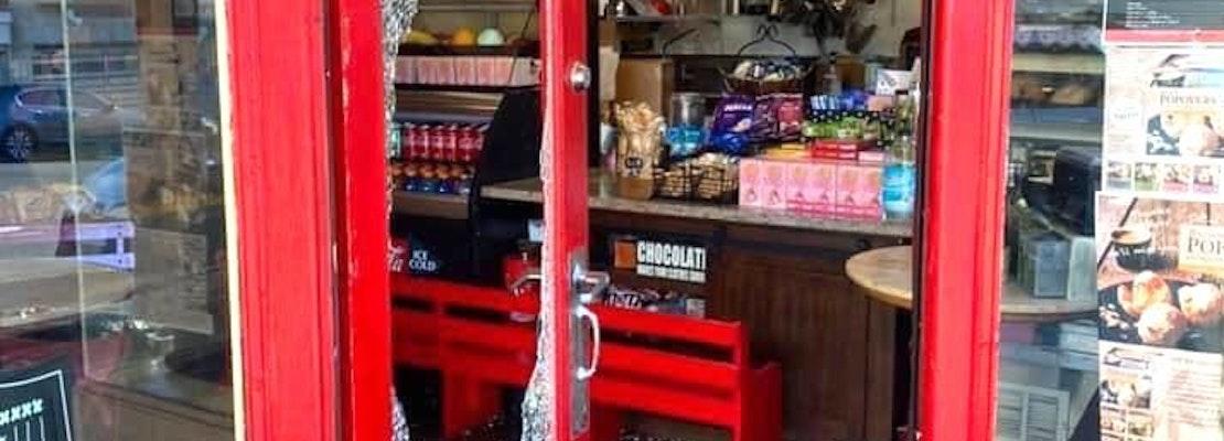 Sleepy Balboa Street corridor shaken by vandalism, burglary at 6 restaurants