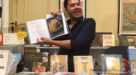 SF's bookstores struggle to survive loss of key moneymaker: live readings
