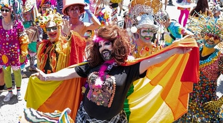 San Francisco Pride canceled due to uncertainty around COVID-19