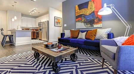 The most affordable apartments for rent in Atlantic Station, Atlanta
