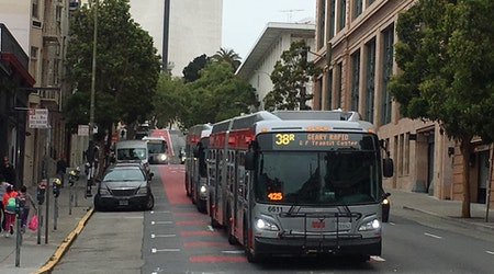 SFMTA seeks public input on near-final plans for changes to 38-Geary routes