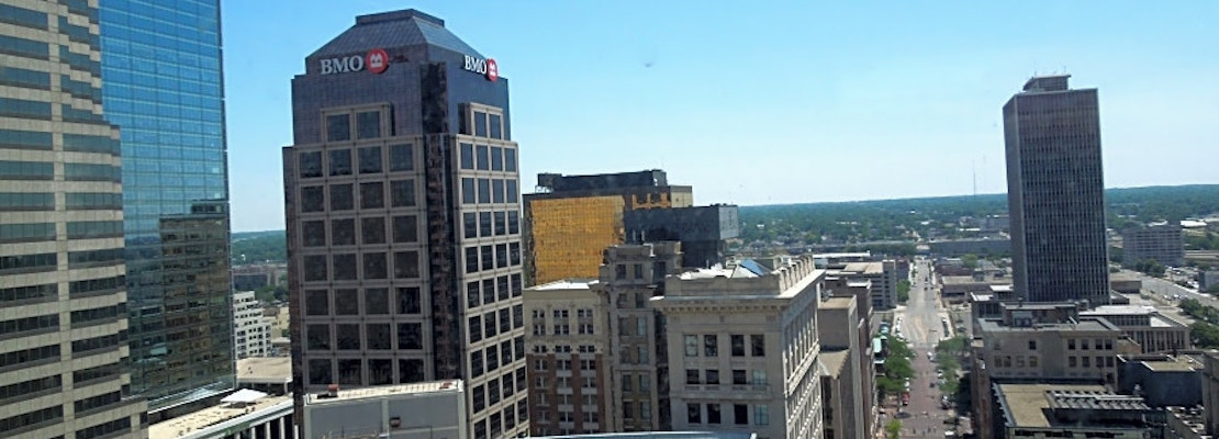 Top Indianapolis news: Hundreds protest at governor's residence; CART legend Bob Lazier dies; more
