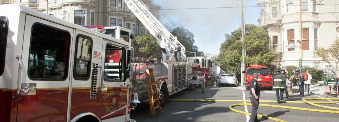 Burned Western Addition Building Bought By Real Estate Magnate