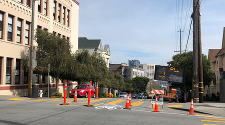San Francisco to close some streets to car traffic for social distancing