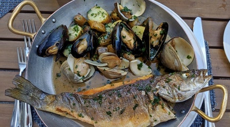 Spend big on modern European food at these top Washington eateries