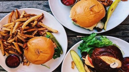 3 top spots for burgers in Cleveland