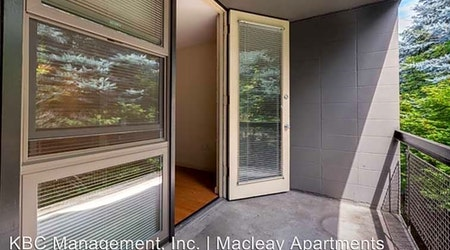 What apartments will $1,600 rent you in Northwest Portland, today?