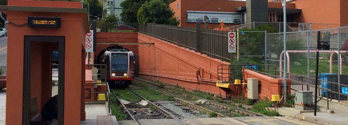 Noise Issue Resolved, Sunset Tunnel Track Work To Resume