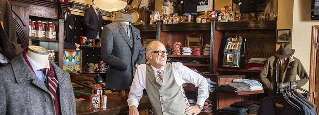 Charlotte's 3 best spots to indulge in men's clothing