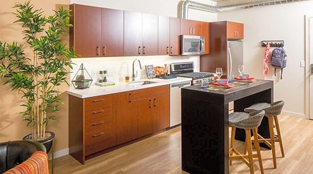 What apartments will $1,500 rent you in Pearl District this month?