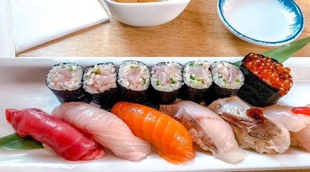 Treat yourself at Washington's 3 top spots for high-end sushi