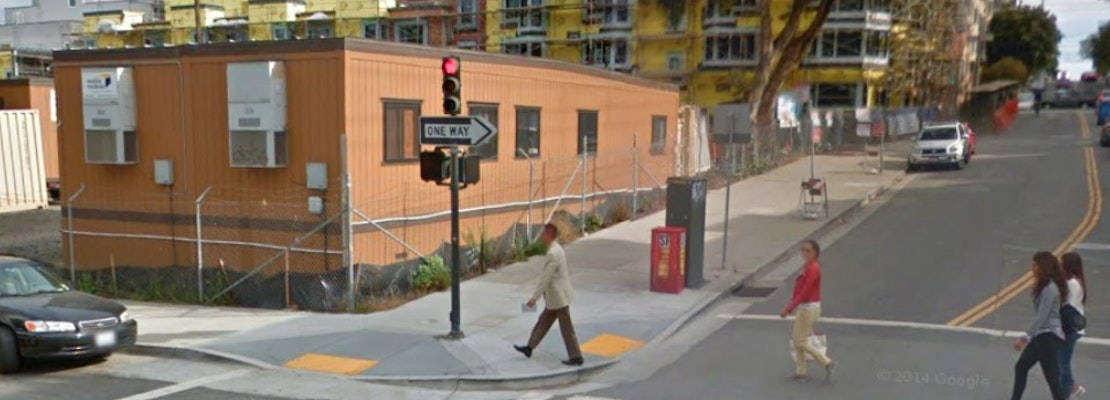 Mercy Housing Plans Affordable Apartments For Fell And Laguna's 'Parcel O'