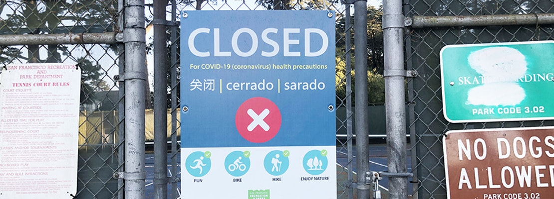 SF flea markets, car washes, skate parks, golf courses, construction sites to reopen next week