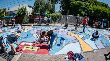 Street art deal: Oakland DOT rolls out beautification program