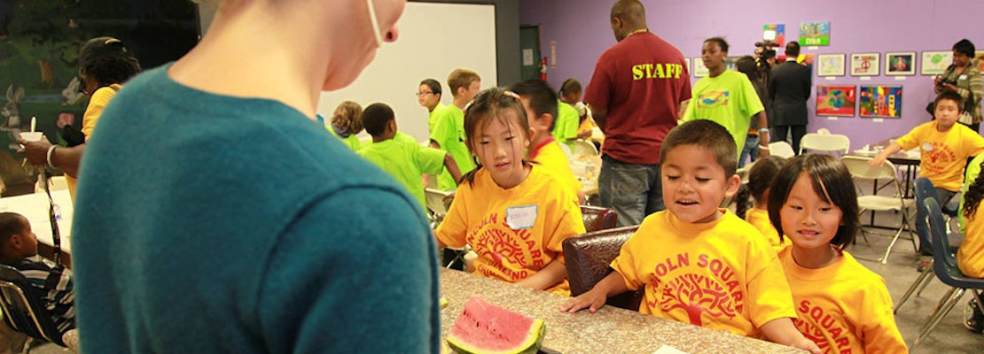 Oakland Public Library summer lunch program feeds bodies, minds